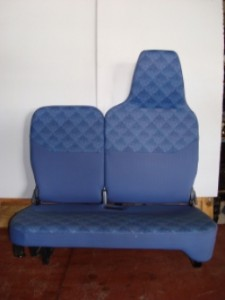 Seats passenger & middle